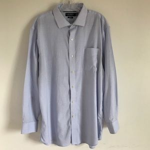 Ralph Lauren Slim Fit Button Down Size 18 - 34/35